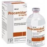 PROCAMIDOR 20MG/ML 100ML INY.